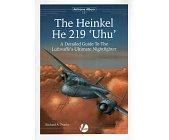 """Szczegóły książki THE HEINKEL HE 219 """"UHU"""" (AIRFRAME ALBUM 1)"""