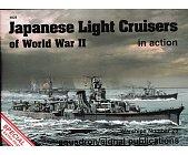 Szczegóły książki JAPANESE LIGHT CRUISERS OF WWII IN ACTION