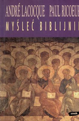 MYŚLEĆ BIBLIJNIE