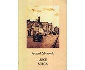Szczegóły książki ULICE SOLCA