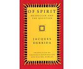 Szczegóły książki OF SPIRIT: HEIDEGGER AND THE QUESTION