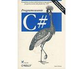Szczegóły książki PROGRAMOWANIE C#