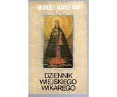 Szczegóły książki DZIENNIK WIEJSKIEGO WIKAREGO