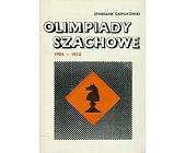 Szczegóły książki OLIMPIADY SZACHOWE