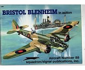 Szczegóły książki BRISTOL BLENHEIM IN ACTION