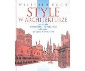 Szczegóły książki STYLE W ARCHITEKTURZE