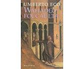 Szczegóły książki WAHADŁO FOUCAULTA