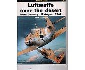 Szczegóły książki LUFTWAFFE OVER THE DESERT