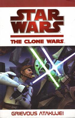 STAR WARS THE CLONE WARS - GRIEVOUS ATAKUJE!