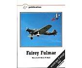 Szczegóły książki FAIREY FULMAR