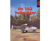 Szczegóły książki HE 162 VOLKSJAGER