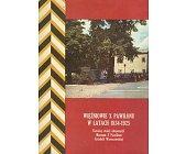 Szczegóły książki WIĘŹNIOWIE X PAWILONU W LATACH 1834 - 1925