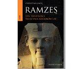 Szczegóły książki RAMZES - TOM 1 - SYN ŚWIATŁOŚCI. ŚWIĄTYNIA MILIONÓW LAT