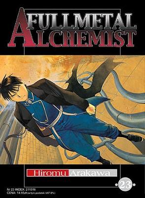 FULLMETAL ALCHEMIST - TOM 23