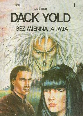 DACK YOLD - BEZIMIENNA ARMIA