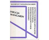 Szczegóły książki MANIFEST NOOAWANGARDY