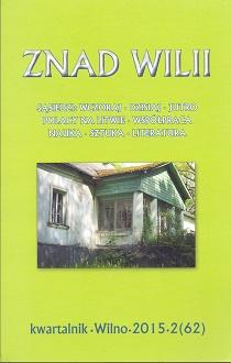 ZNAD WILII, NR62, 2015.2