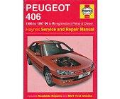 Szczegóły książki PEUGEOT 406
