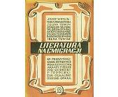Szczegóły książki LITERATURA NA EMIGRACJI (1946 R.)
