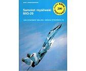 Szczegóły książki SAMOLOT MYŚLIWSKI MIG - 29