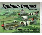 Szczegóły książki TYPHOON/TEMPEST IN ACTION