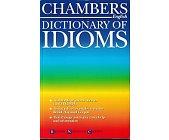 Szczegóły książki ENGLISH DICTIONARY OF IDOMS