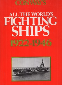 ALL THE WORLDS FIGTING SHIPS 1922-1946
