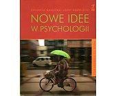 Szczegóły książki NOWE IDEE W PSYCHOLOGII