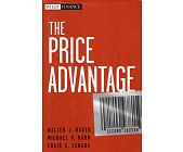 Szczegóły książki THE PRICE ADVANTAGE