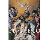Szczegóły książki EL GRECO - DOMINIKOS THEOTOKOPULOS 1541-1614