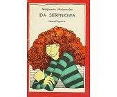 Szczegóły książki IDA SIERPNIOWA