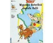 Szczegóły książki ASTERIKS - WYPRAWA ASTERIKSA DOOKOŁA GALII