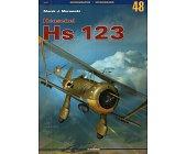 Szczegóły książki HENSCHEL HS 123 (MONOGRAFIE LOTNICZE 48)