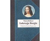 Szczegóły książki LUKRECJA BORGIA