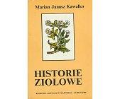 Szczegóły książki HISTORIE ZIOŁOWE