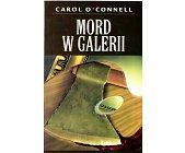 Szczegóły książki MORD W GALERII