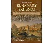 Szczegóły książki RUNĄ MURY BABILONU