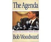 Szczegóły książki THE AGENDA: INSIDE THE CLINTON WHITE HOUSE