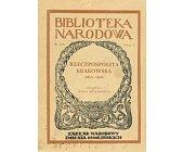 Szczegóły książki RZECZPOSPOLITA KRAKOWSKA 1815-1846