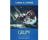 Szczegóły książki GRUPY