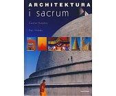 Szczegóły książki ARCHITEKTURA I SACRUM