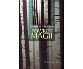 Szczegóły książki POWRÓT MAGII
