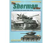 Szczegóły książki THE SHERMAN AT WAR (ARMOR AT WAR SERIES 7036)