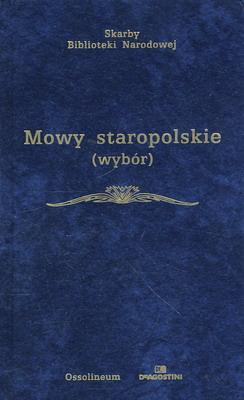MOWY STAROPOLSKIE (WYBÓR)