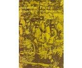 Szczegóły książki POCZĄTKI MALARSTWA HISTORYCZNEGO W POLSCE