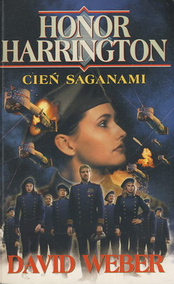 HONOR HARRINGTON - CIEŃ SAGANAMI