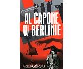 Szczegóły książki AL CAPONE W BERLINIE