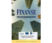 Szczegóły książki FINANSE PRZEDSIĘBIORSTWA