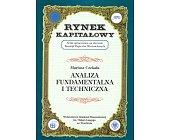 Szczegóły książki ANALIZA FUNDAMENTALNA I TECHNICZNA