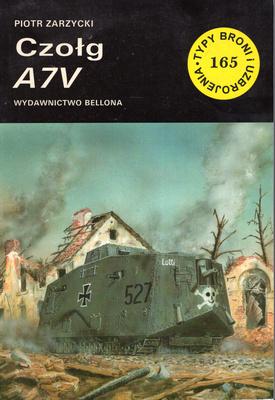 CZOŁG A7V (165)